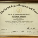 Bureau of Apprenticeship and Training Certification